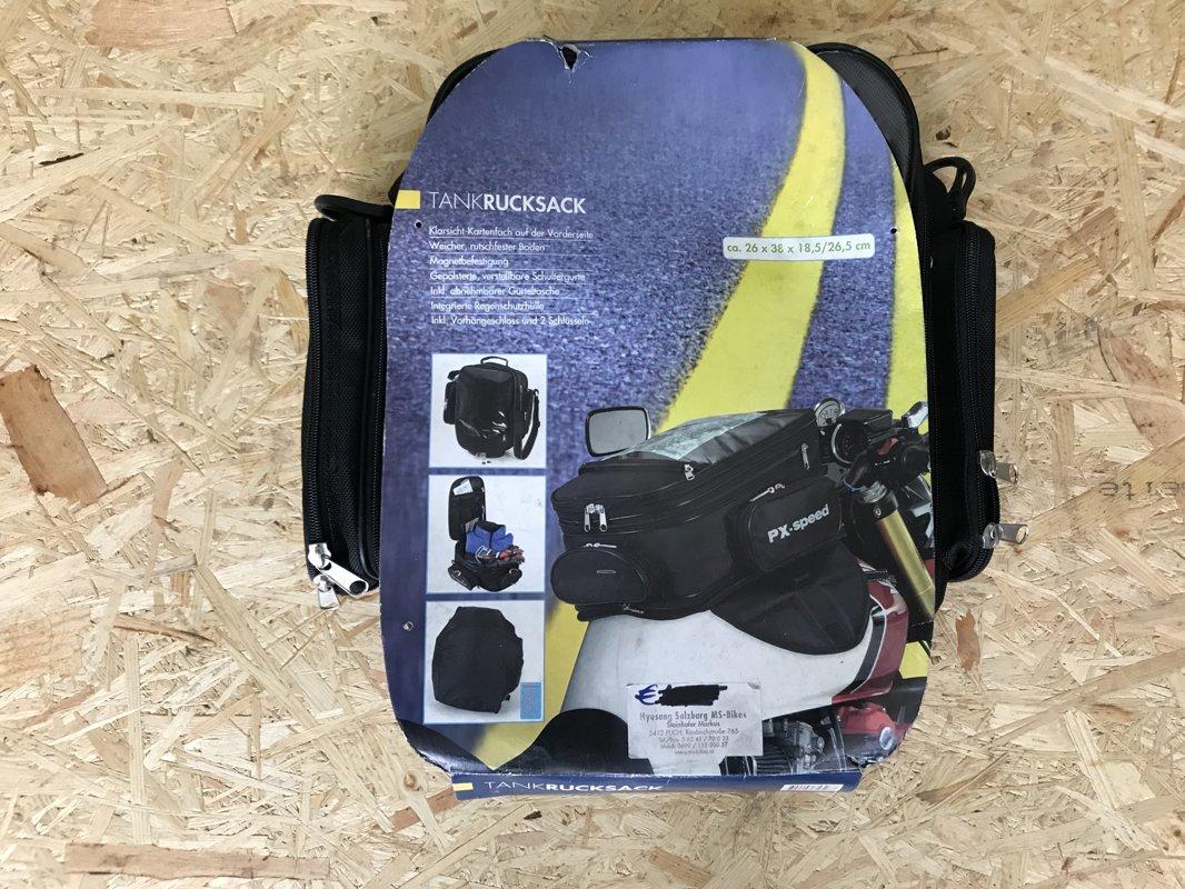 PX-Speed tankrucksack