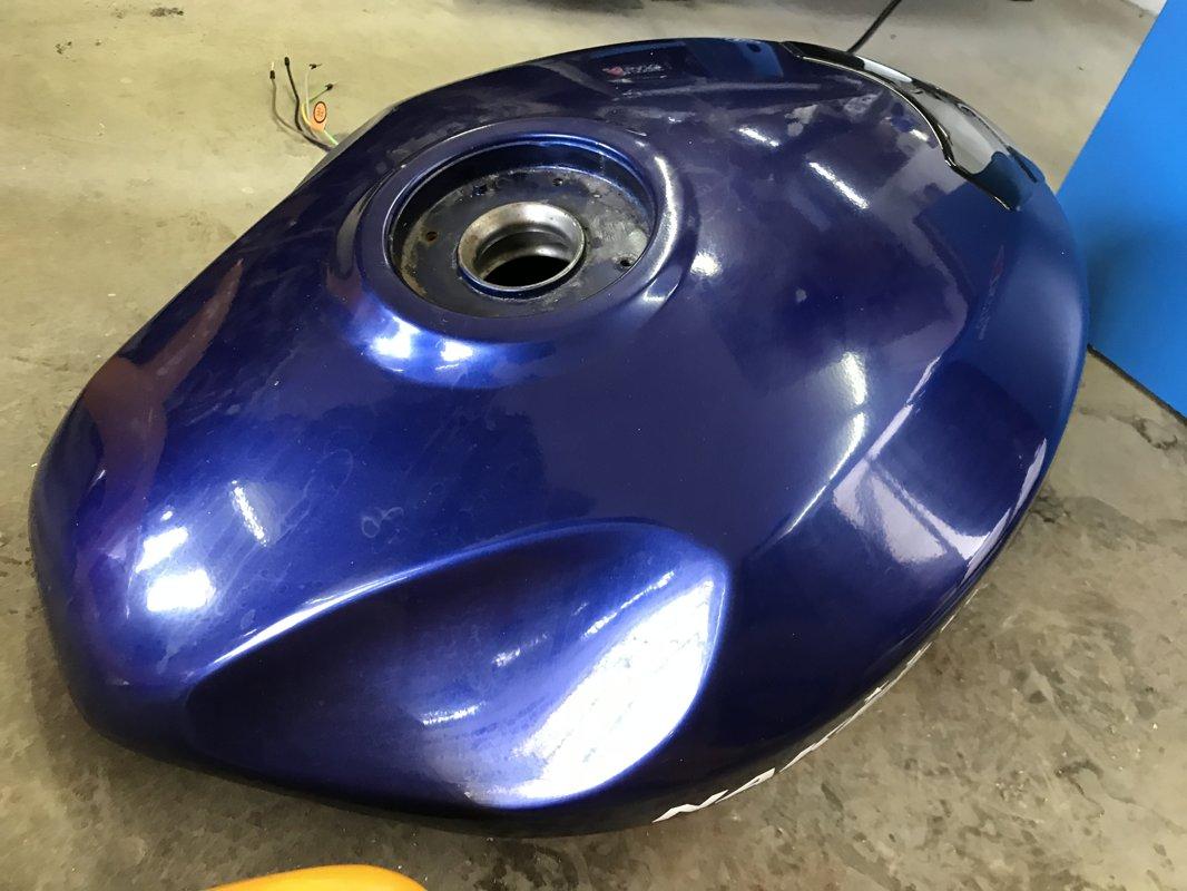 Hyosung Tank GT650 Vergaser