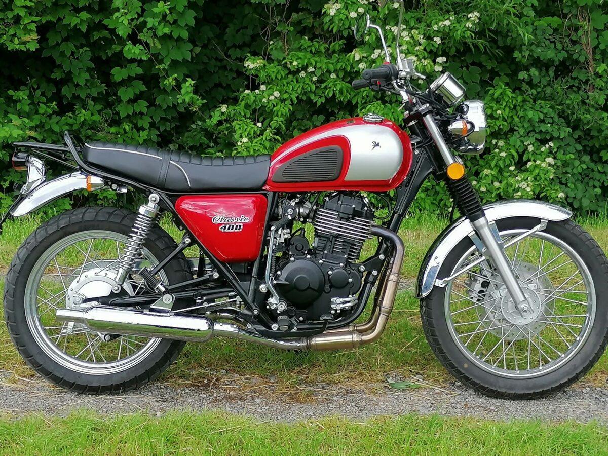Mash 400 Classic