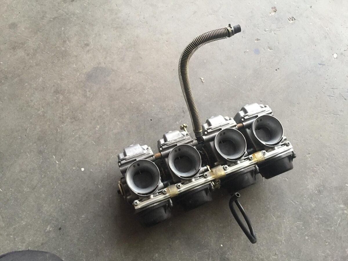 Vergaserbatterie für Suzuki Bandit